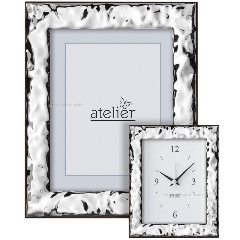 Portafoto provenza atelier cm 10x15 portafoto argento laminato ...