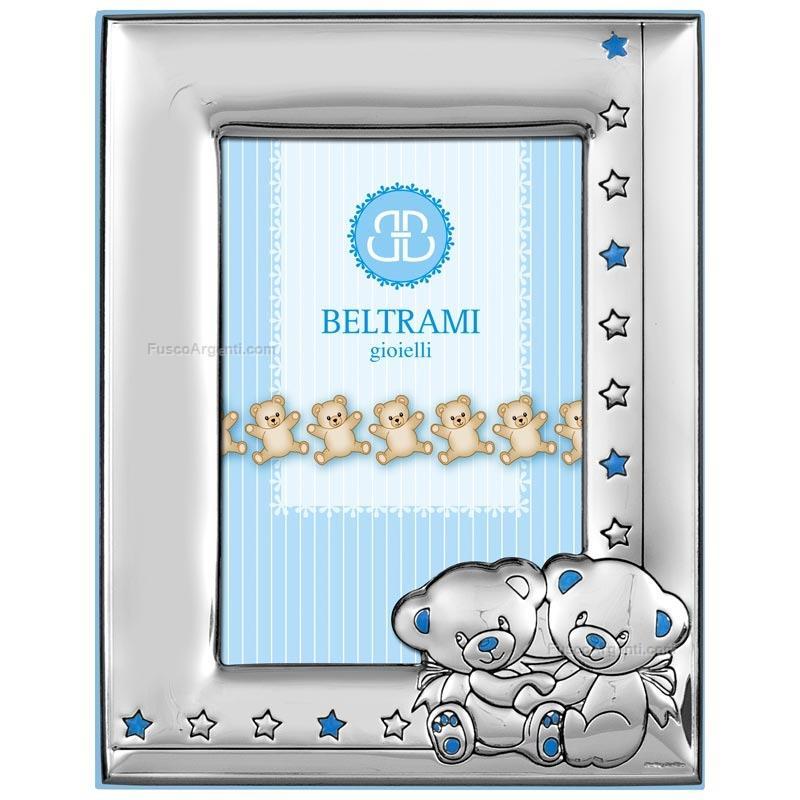 Cornice abbraccio beltrami cm 13x18 rosa cornice bimbo for Cornici 13x18