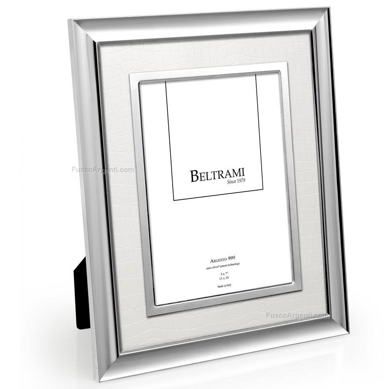 Porta foto luxury coccodrillo beltrami cm 15x20 10x15 for Cornici 15x20