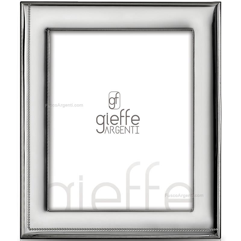 Cornice basic gieffe argenti cm 10x15 cornice argento for Cornici 15x20