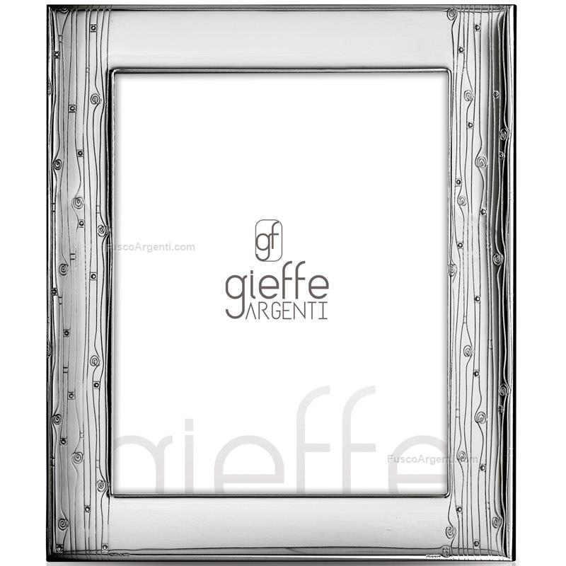 Cornice funny gieffe argenti cm 10x15 cornice argento for Cornici foto 15x20