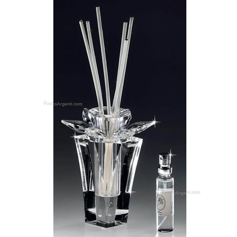profumatore ambiente cristallo
