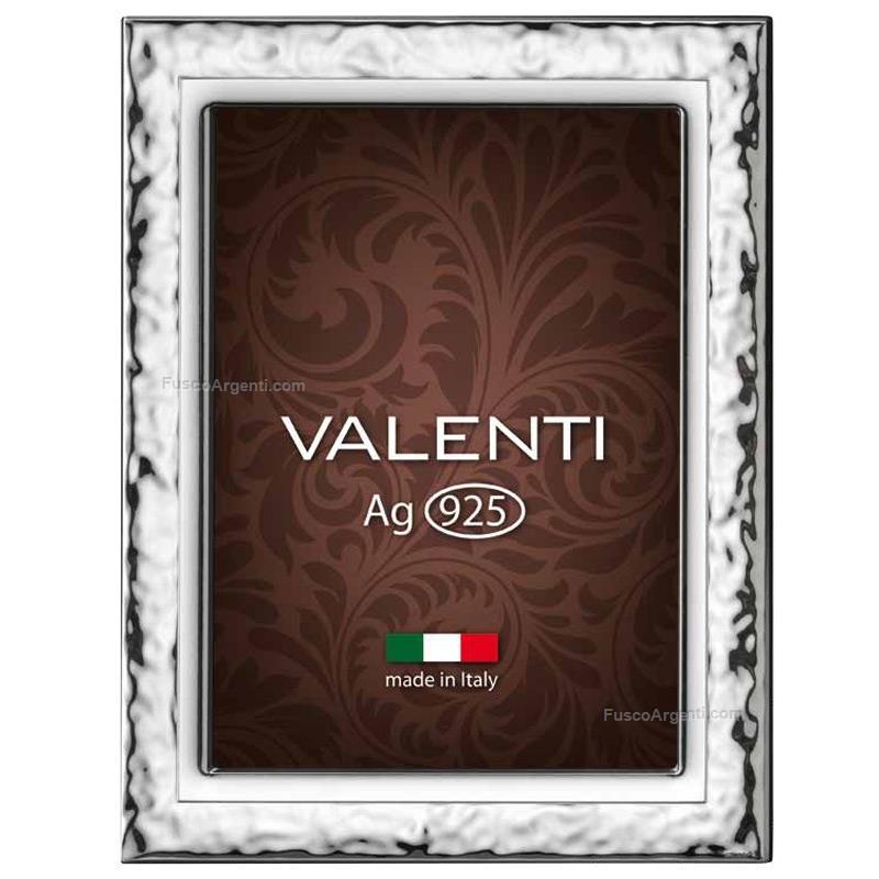 Cornice in argento valenti co cm 13x18 cornice argento for Cornici 13x18