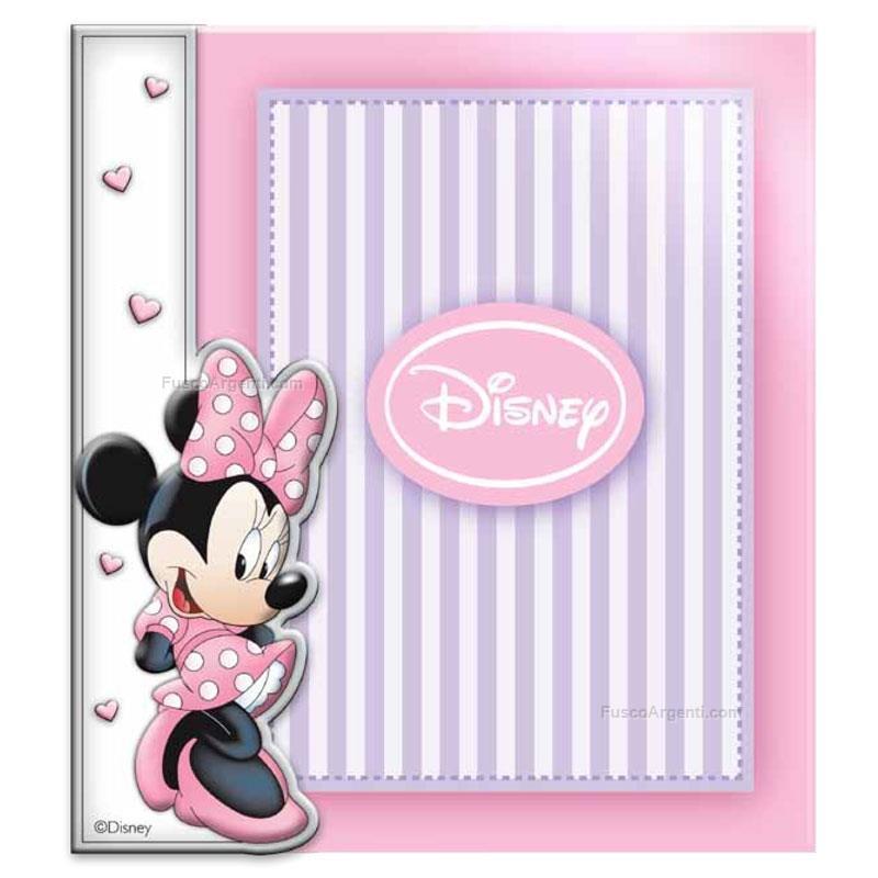 Cornice minnie mouse valenti disney cm 15x20 rosa for Cornici foto 15x20