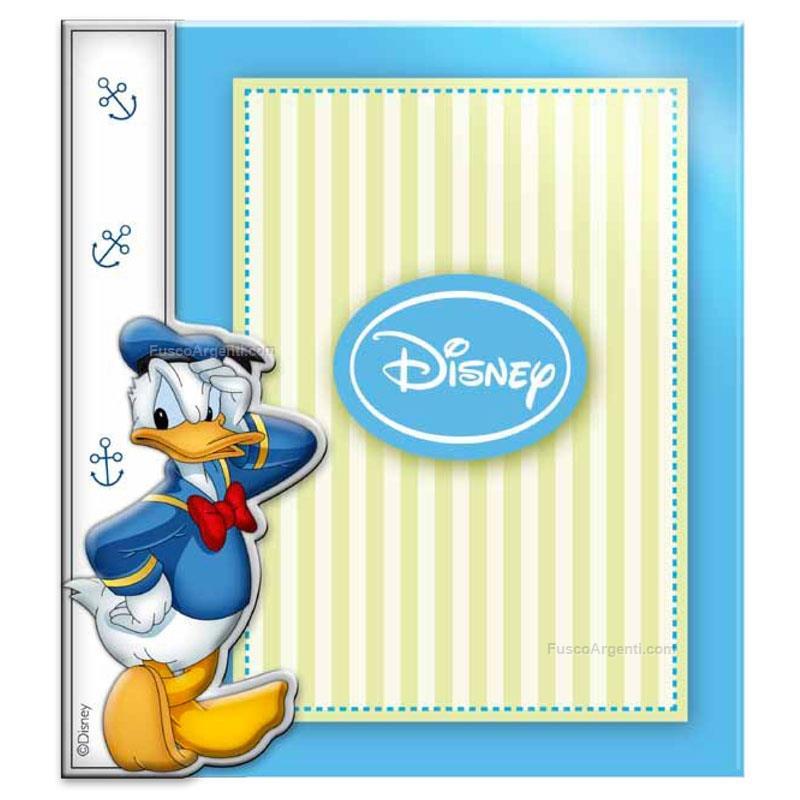 Cornice donald duck valenti disney cm 15x20 azzurro for Cornici foto 15x20